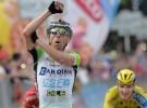 Giro de Italia 2014: victoria para Pirazzi, la tercera para Bardiani