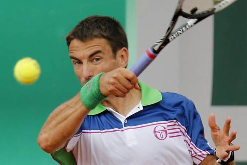 Robredo y Bautista Agut eliminados en Roland Garros