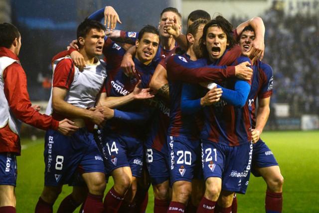 El EIbar jugará en Primera División