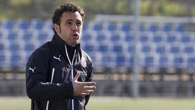 Sergio salta del filial al primer equipo del Espanyol