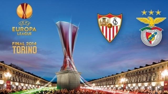 Sevilla y Benfica jugarán la final de la Europa League