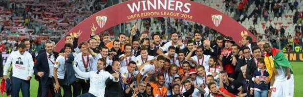 Europa League 2013-2014: Sevilla campeón tras ganar a Benfica en los penaltis