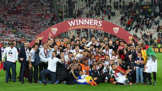 El Sevilla conquista su tercera Europa League