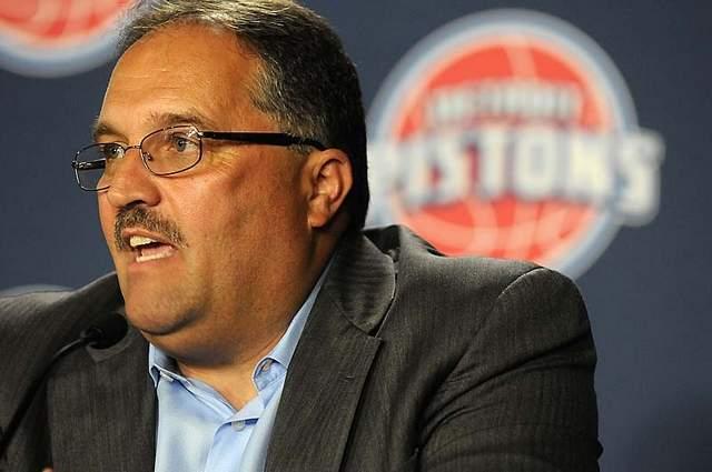 Stan Van Gundy toma el mando de los Pistons