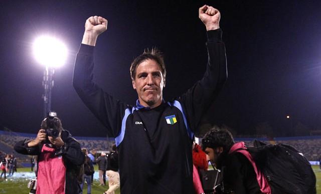 Toro Berizzo es el nuevo entrenador del Celta