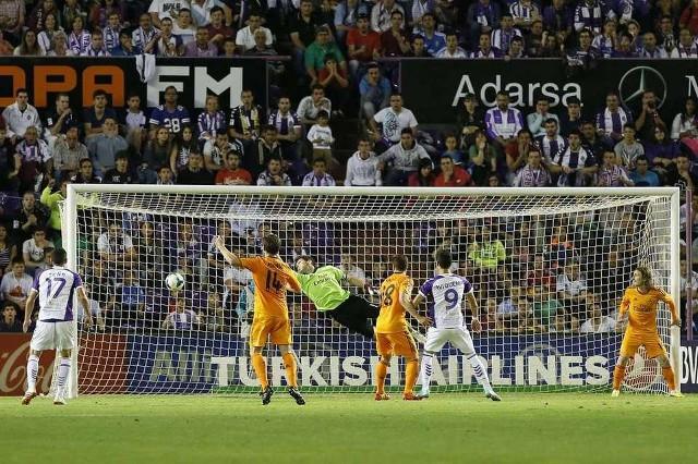 El Real Madrid se deja media liga en Valladolid