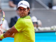 Masters de Madrid 2014: Verdasco, López, Ramos y Suárez Navarro a 2da ronda