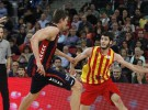 Liga Endesa ACB 2013-2014: El Barça pasa a semifinales mientras el Cajasol fuerza el tercer partido