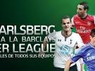 Carlsberg te invita a ver un partido de la Premier League en directo