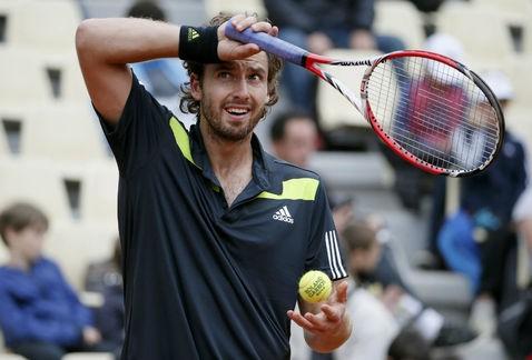 Ernests_Gulbis elimina a Federer en Roland Garros