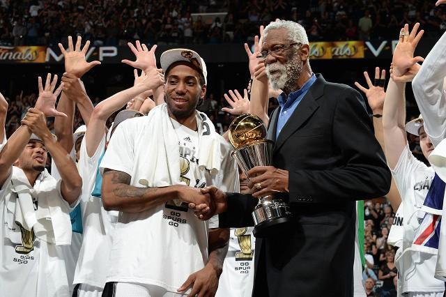 Kawhi Leonard sorprendió ganando el MVP de las finales