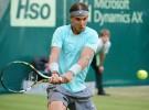 ATP Halle 2014: Rafa Nadal eliminado, Federer avanza