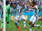 Mundial de Brasil 2014: Argentina y Nigeria pasan a octavos como primera y segunda