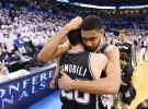 Playoffs NBA 2014: los Spurs superan a los Thunder y son el otro finalista