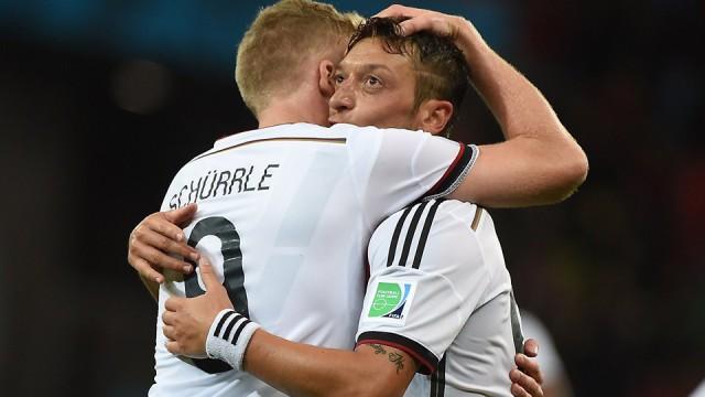 Mundial de Brasil 2014: Alemania  sufre y pasa a cuartos tras una prórroga
