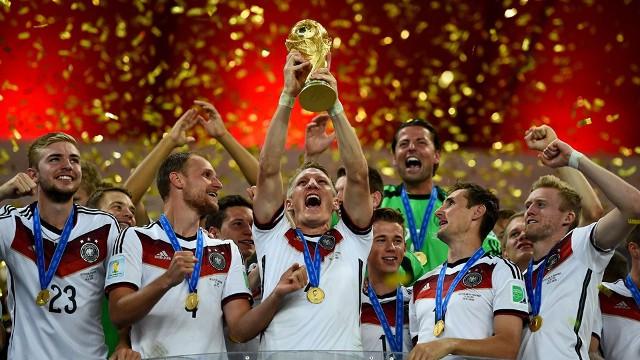 Alemania se proclamó campeona del Mundo en Brasil
