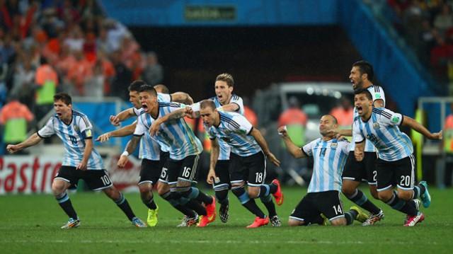 Mundial de Brasil 2014: Argentina se mete en la final al ganar, en la tanda de penaltis, el Partido del Miedo