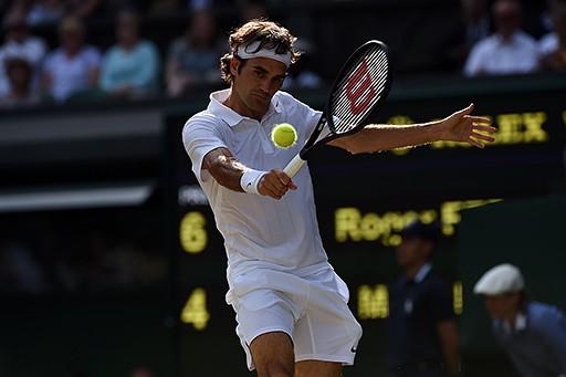Federer a la final de Wimbledon