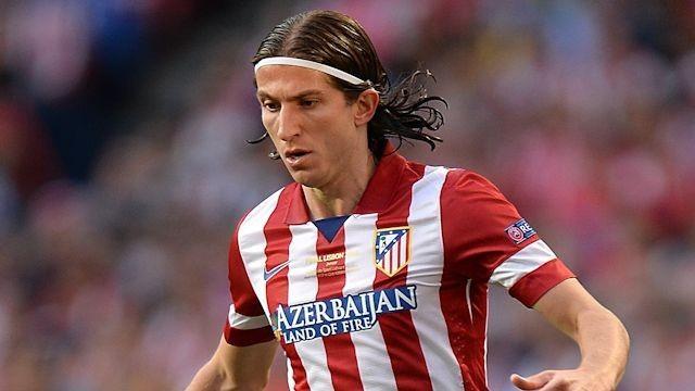 Filipe Luis es el tercer colchonero que se va al Chelsea