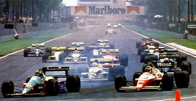 El GP de Mexico regresa al calendario en 2015