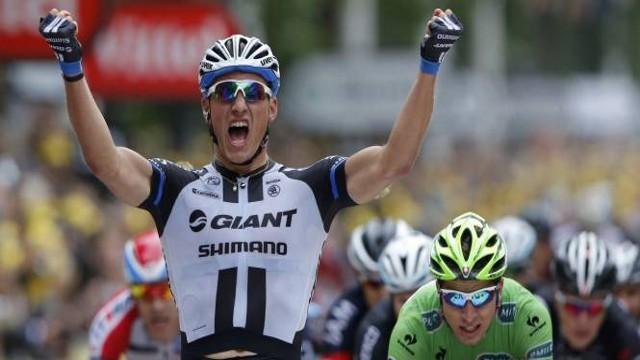 Kittel ya lleva dos victorias en el Tour de Francia 2014