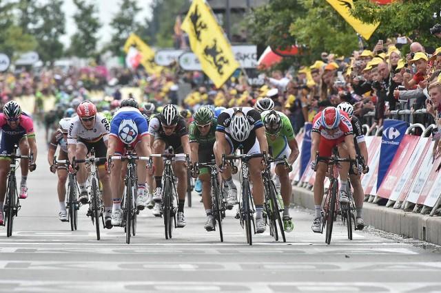 Marcel Kittel ya lleva tres victorias en el Tour 2014