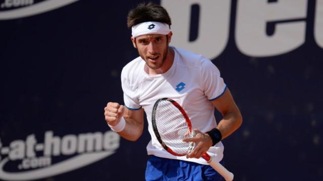 Mayer derrota a Ferrer y es el campeón de Hamburgo