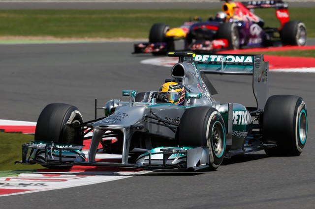 Mercedes-F1