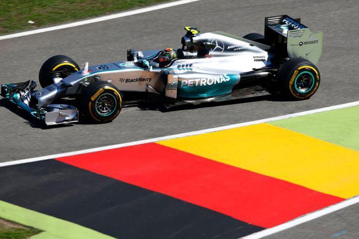 Mercedes-GP-Alemania