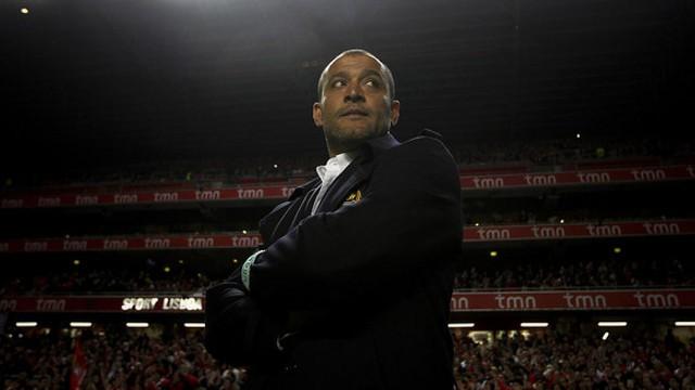 Nuno es el nuevo entrenador del Valencia