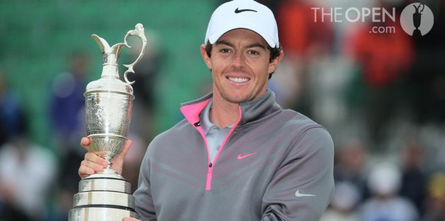 Rory McIlroy gana el British Open