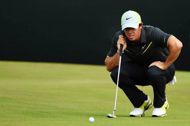 British Open Golf 2014: Rory McIlroy amplía su liderato, Sergio García a 6 golpes