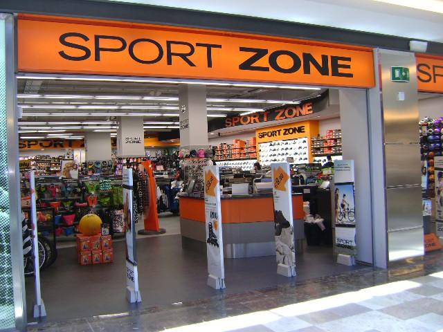 Sport Zone lanza su nueva tienda de material deportivo