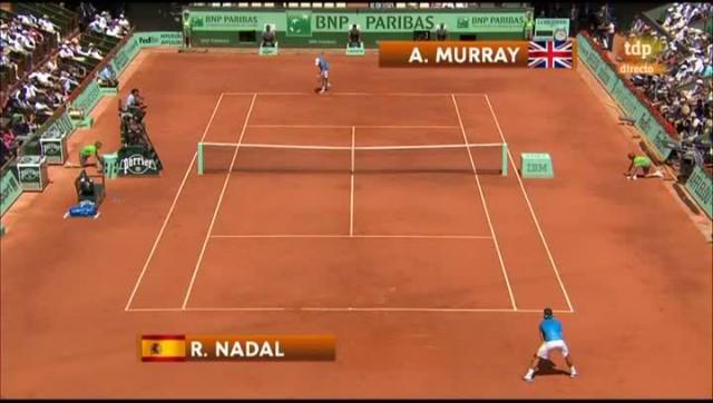 Teledeporte-Tenis