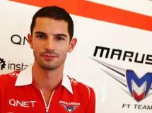 Marussia hará debutar a Alexander Rossi en el GP de Bélgica