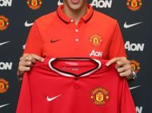 El Manchester United presenta a Di María, el Everton se hace con los servicios de Eto'o