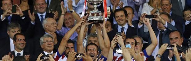 Supercopa de España 2014: Atlético campeón gracias a un gol de Mandzukic