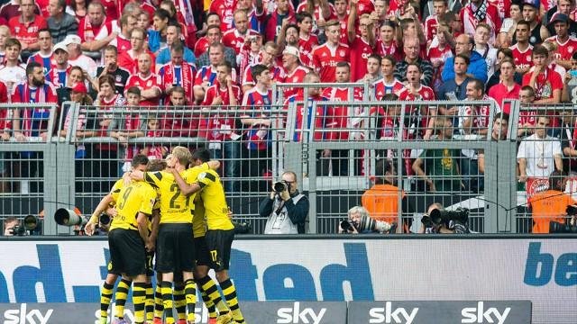 El Borussia Dortmund venció la Supercopa alemana por segundo año consecutivo