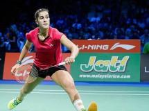 Carolina Marín jugará la final del Campeonato del Mundo de bádminton