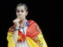 Carolina Marín se proclama Campeona del Mundo de bádminton