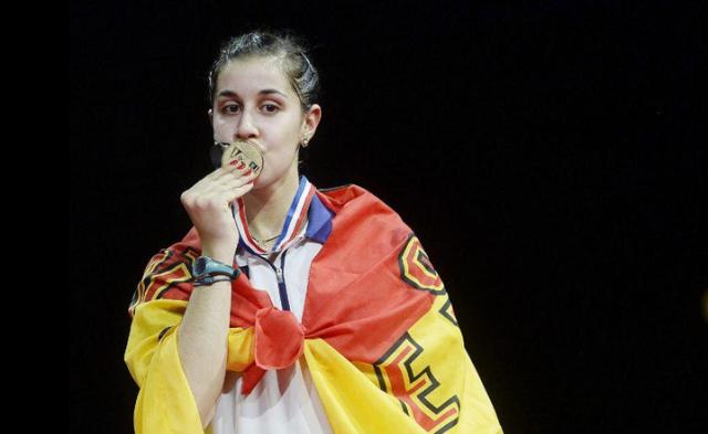 Carolina Marin Campeona del Mundo