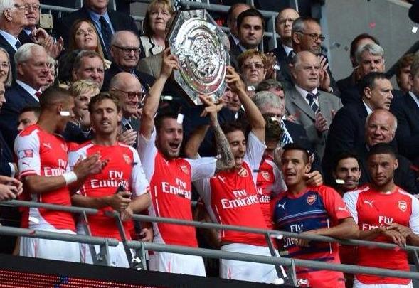 Community Shield Arsenal