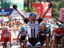 Vuelta a España 2014: Degenkolb gana con autoridad en Córdoba