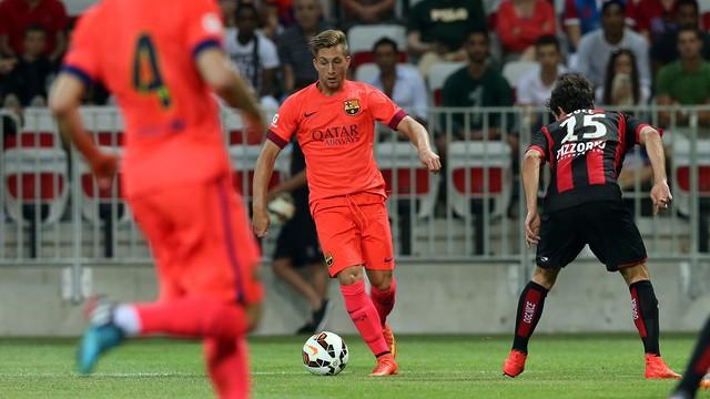 Deulofey jugará cedido en el Sevilla