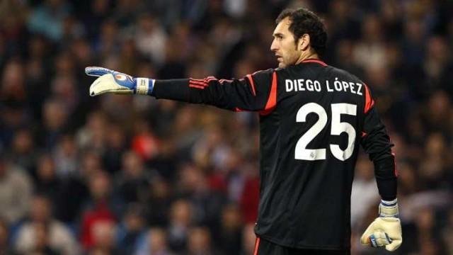 Diego López sale del Madrid por la puerta de atrás