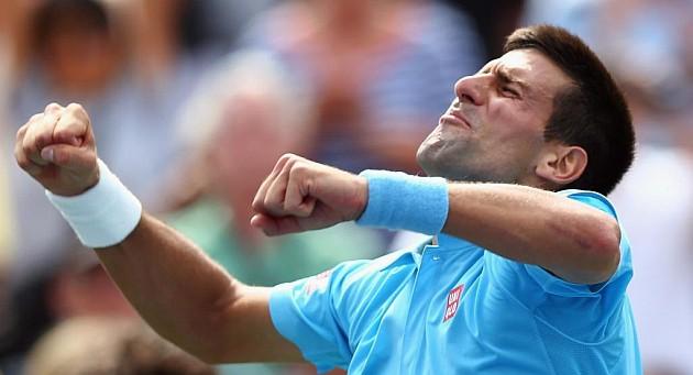 Djokovic con lo justo a octavos de final en Canadá