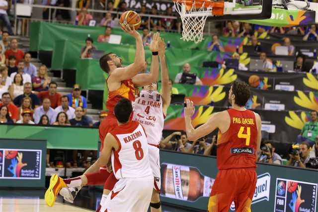 Mundobasket España 2014: España debuta con una plácida victoria ante Irán