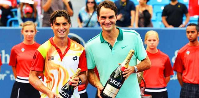 Federer campeona en Cincinnati