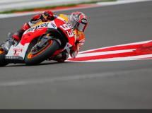 GP Gran Bretaña de Motociclismo 2014: poles para Márquez, Rins y Zarco en Silverstone