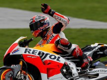 GP Gran Bretaña de Motociclismo 2014: victorias para Márquez, Rabat y Rins en Silverstone